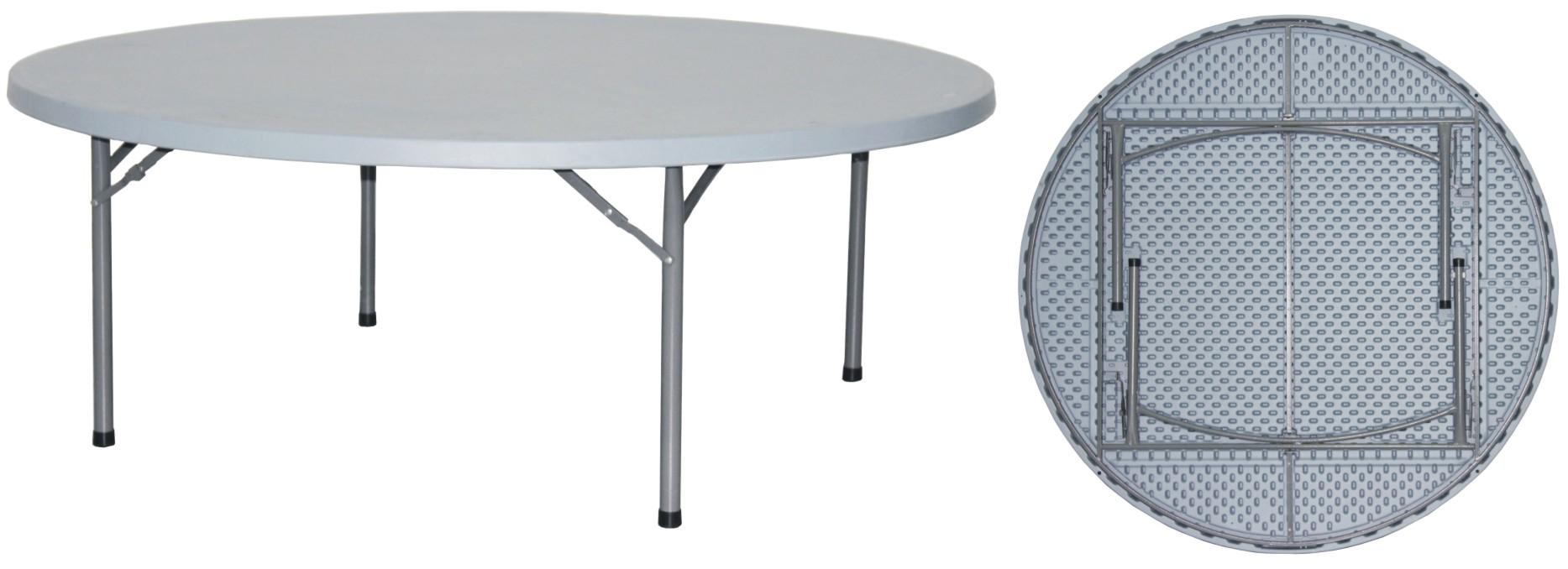 Venta de mesas plegables para eventos catering for Mesa plegable redonda